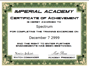 ImperialAcademy COA